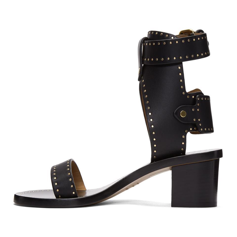 Isabel MarantIconic Jearyn Sandals 2ENmWS8