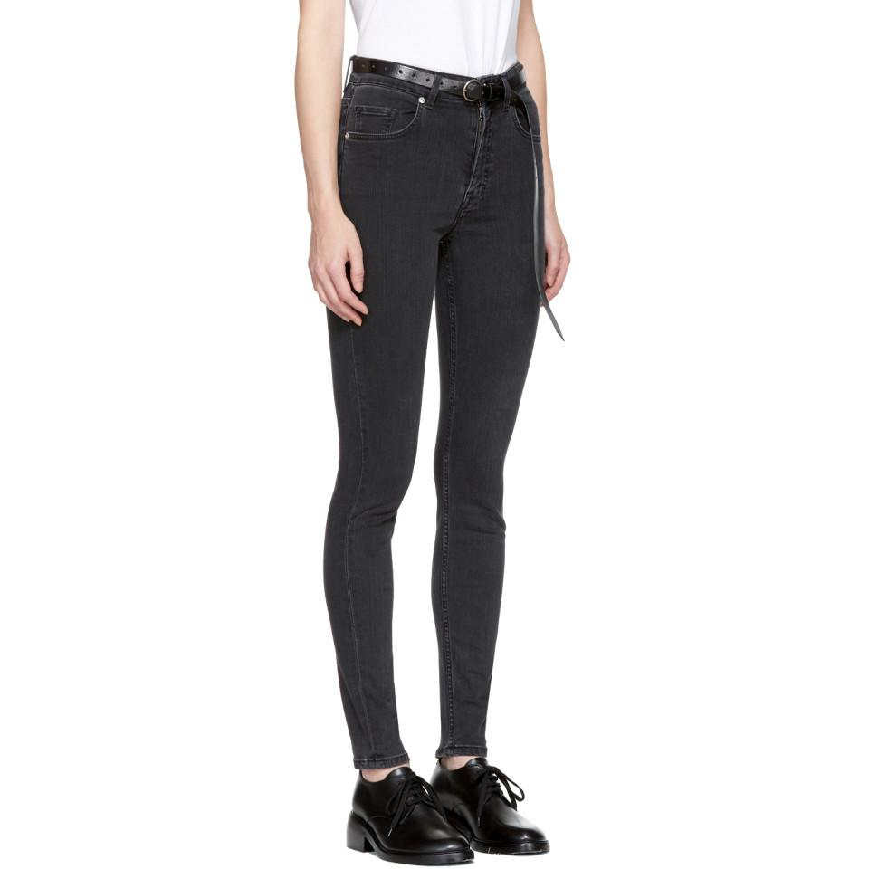 In Skinny Grey Hundred Gray Won Lyst Jeans Marilyn ZYnAnwx