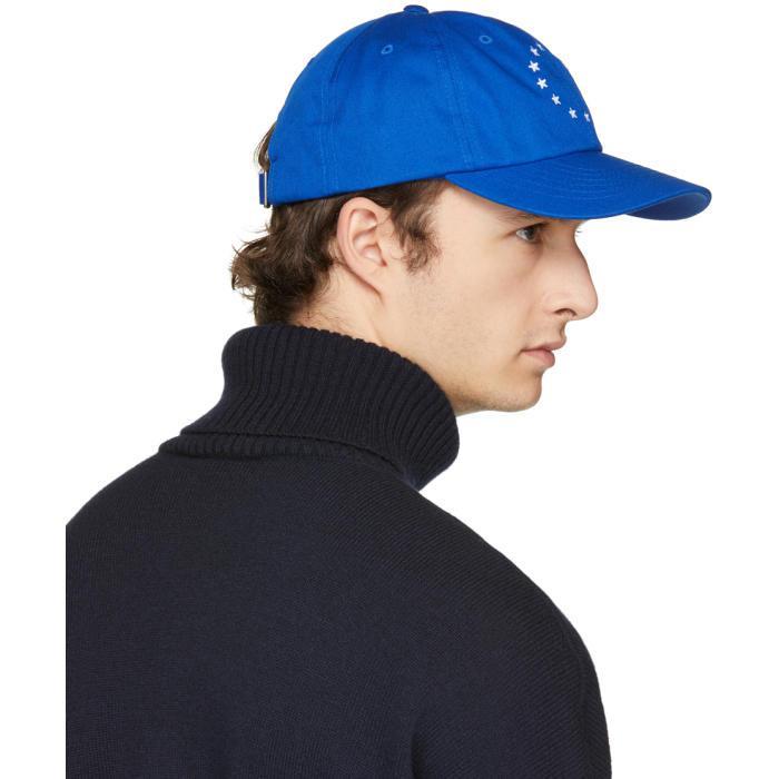 Still Europa cap - Blue UBKNROr4I5