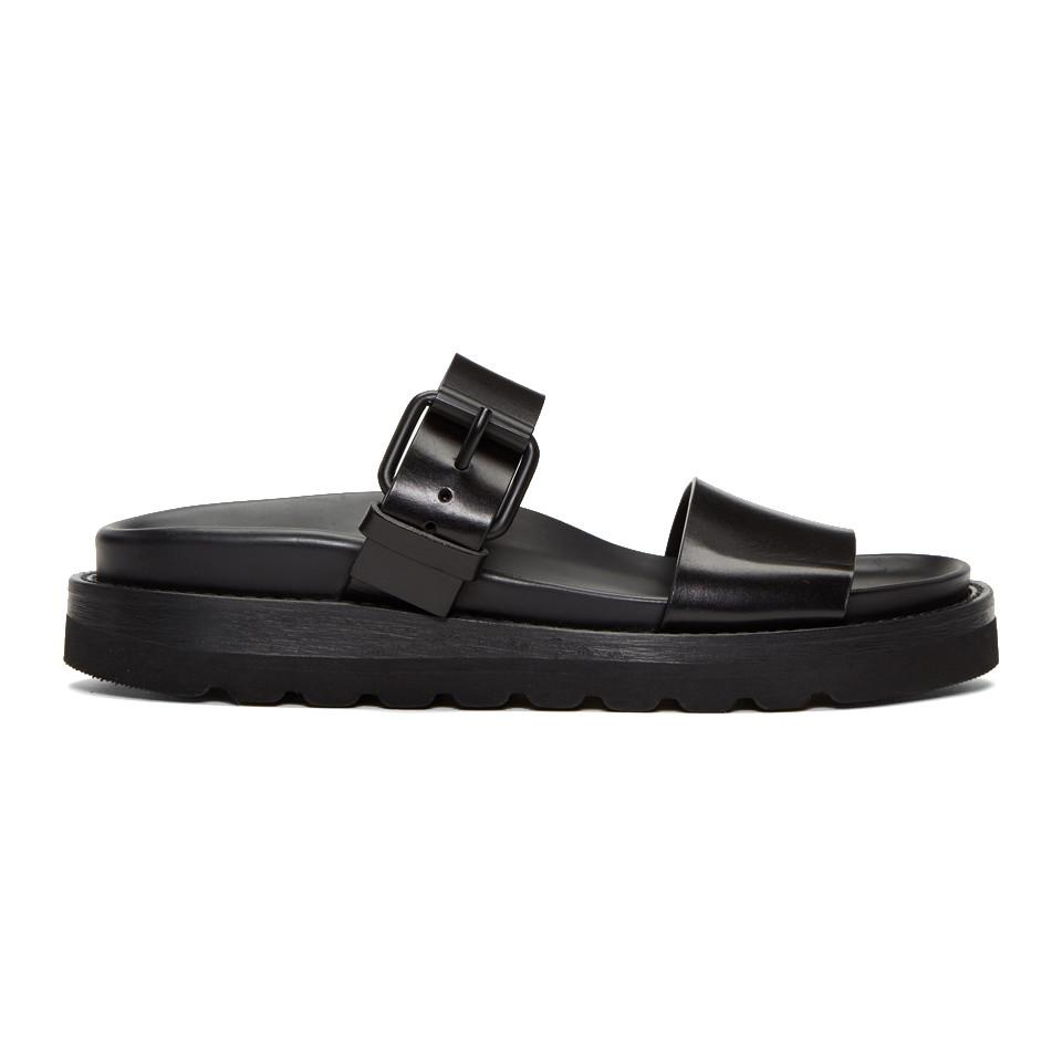 ANN DEMEULEMEESTER Two-Strap Sandals