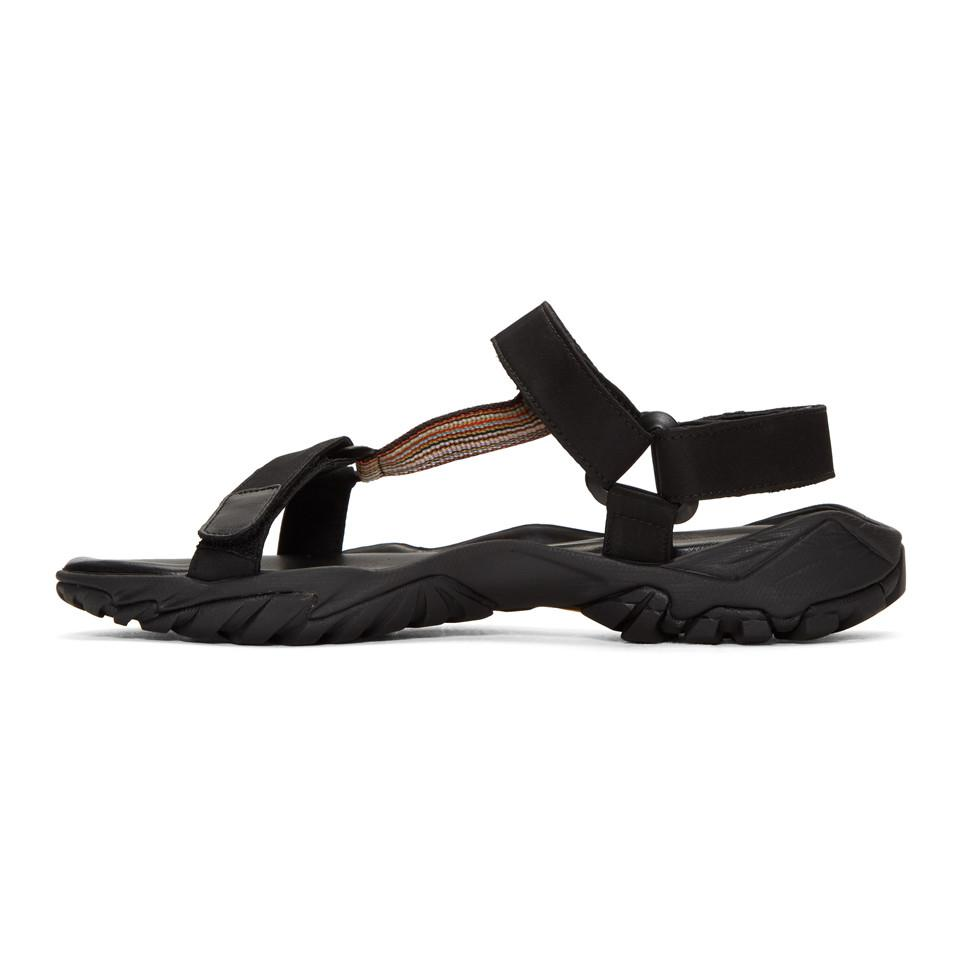 PS by Paul Smith Black Harada Sandals