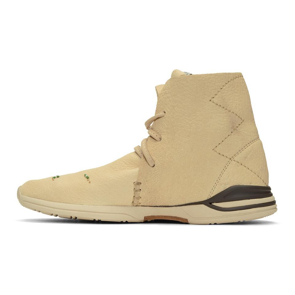 Off-White Huron Moc High-Top Sneakers Visvim ZuAtMthq