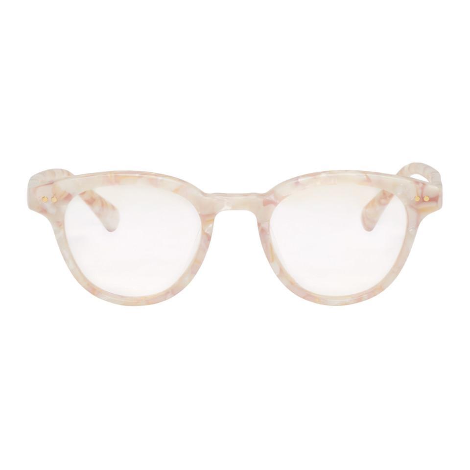0b9d76bcc74b Lyst - Gentle Monster Tortoiseshell Rang. D Glasses for Men