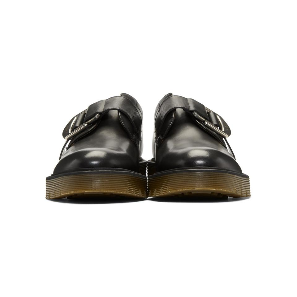 Black Cruz Show Monkstraps Givenchy