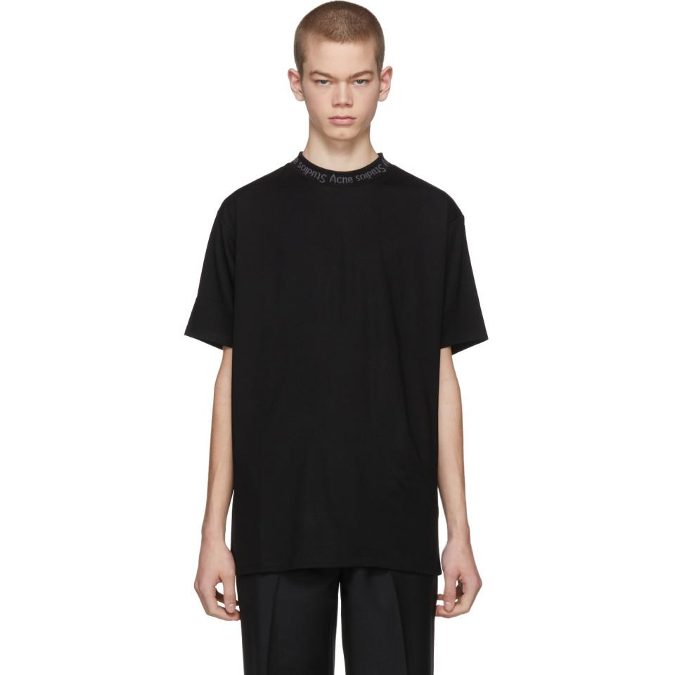 Black Elliot Velour T-Shirt Fast Delivery Online TNMqy