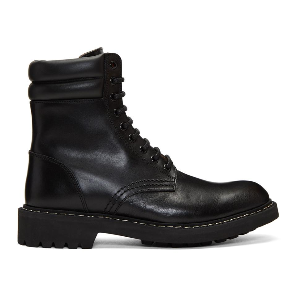 Black Tank Boots Givenchy Fashion Style Cheap Online Clearance Online Cheap Discount Authentic Cheap Fake Buy Cheap High Quality GsLu4B6