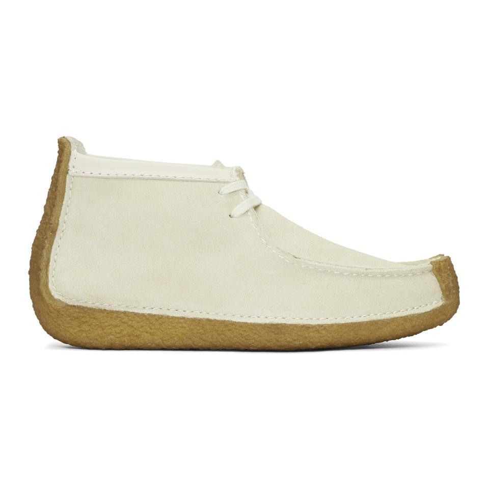 LEMAIRE Suede Clarks Originals Edition Redland Desert Boots BTFj0jsD