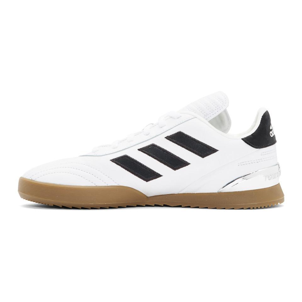 on sale a8954 0fbc8 Gosha Rubchinskiy - White X Adidas Copa Wc for Men - Lyst. View fullscreen