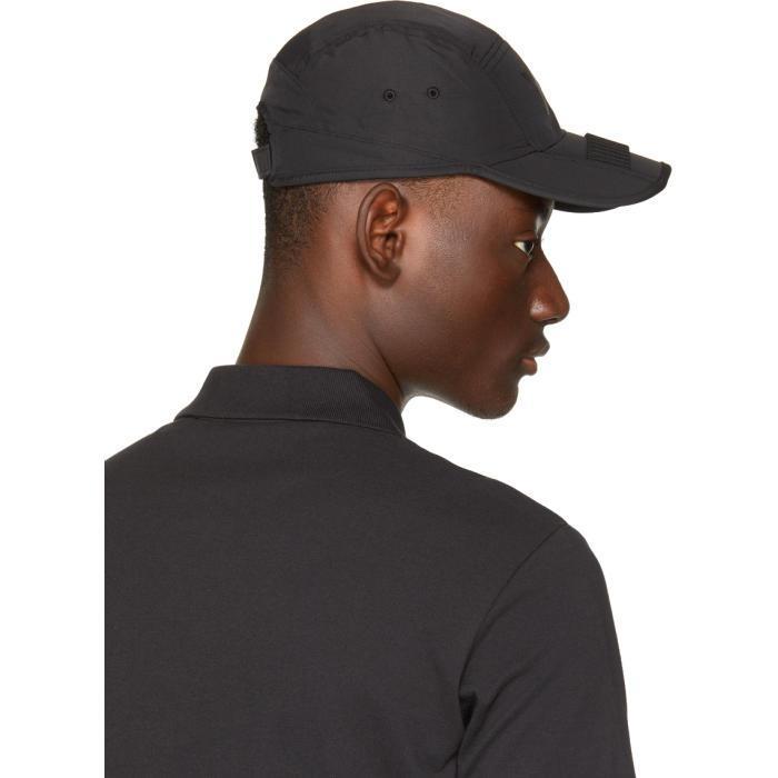 991cf37117f Lyst - Y-3 Black Foldable Cap in Black for Men
