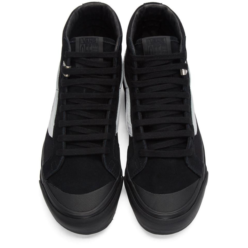 f395f868c5c4eb Lyst - Vans Black Alyx Edition Og Style 138 Lx High-top Sneakers in ...