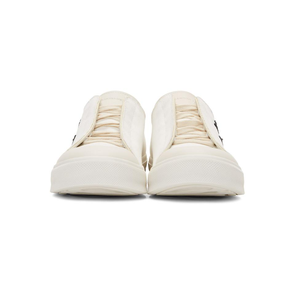 Cheap Price Fake Cheap Sale How Much Off-White Peacock Sneakers Alexander McQueen Clearance How Much Discounts Sale Best Place AXZuD0