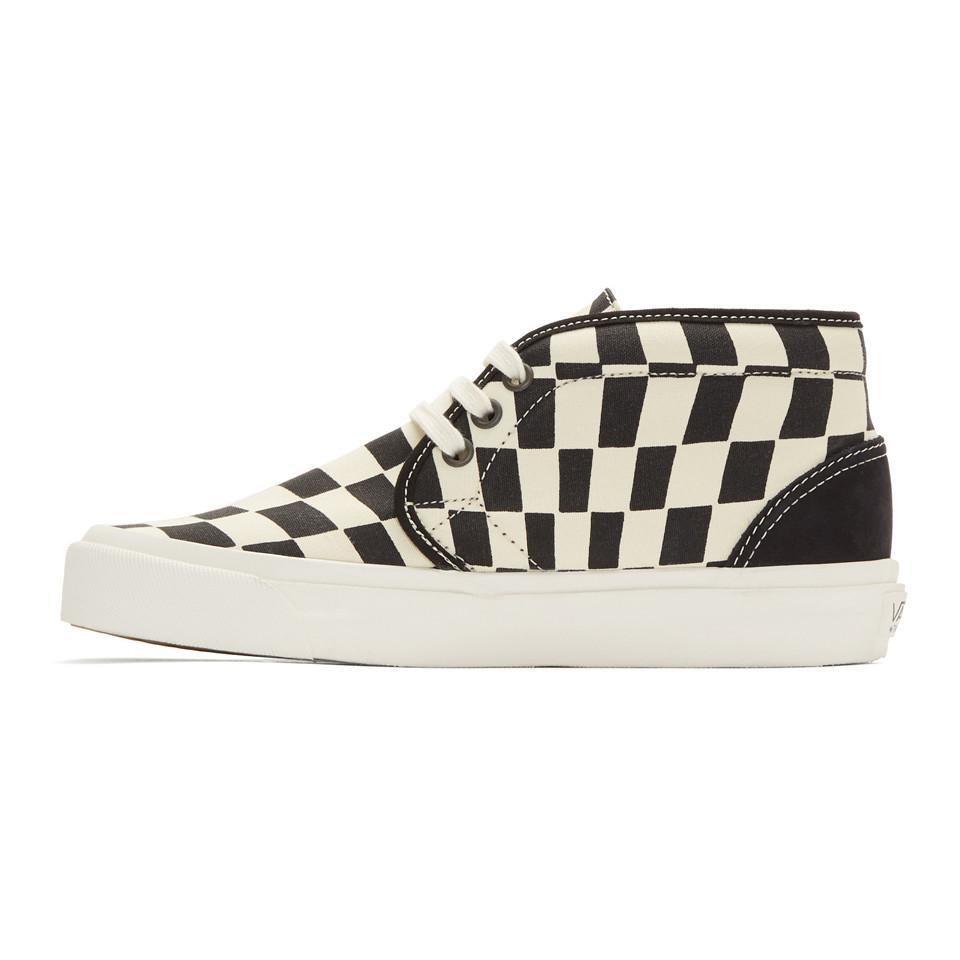 Converse Black & White Taka Hayashi Edition Chukka 75 Sneakers oryHdN7k