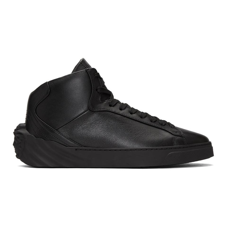 VERSACE Back Medusa Head Sneakers rTlYJJ