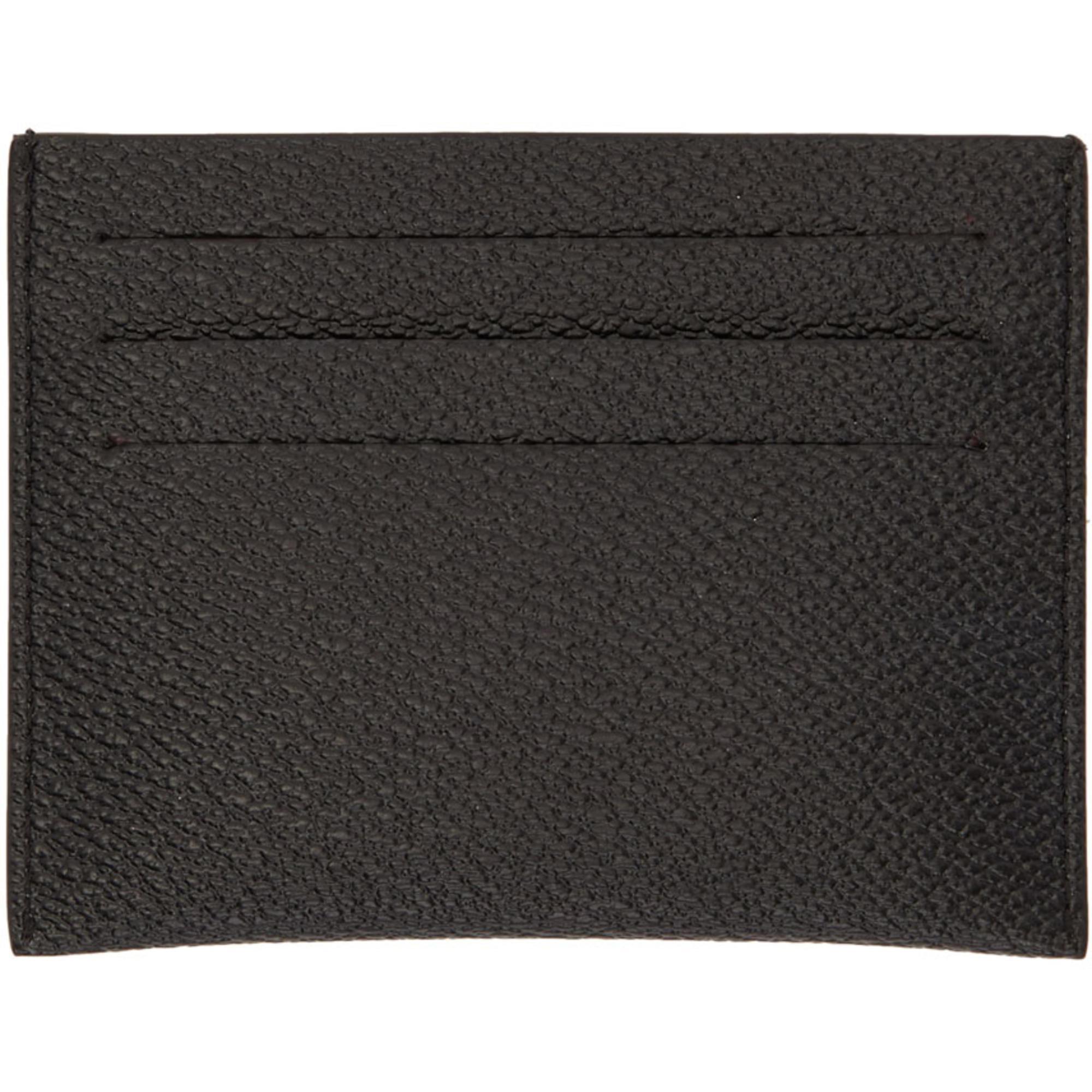 Lyst - Porte-cartes noir Shark Givenchy pour homme en coloris Noir 1f7f6bd8c18