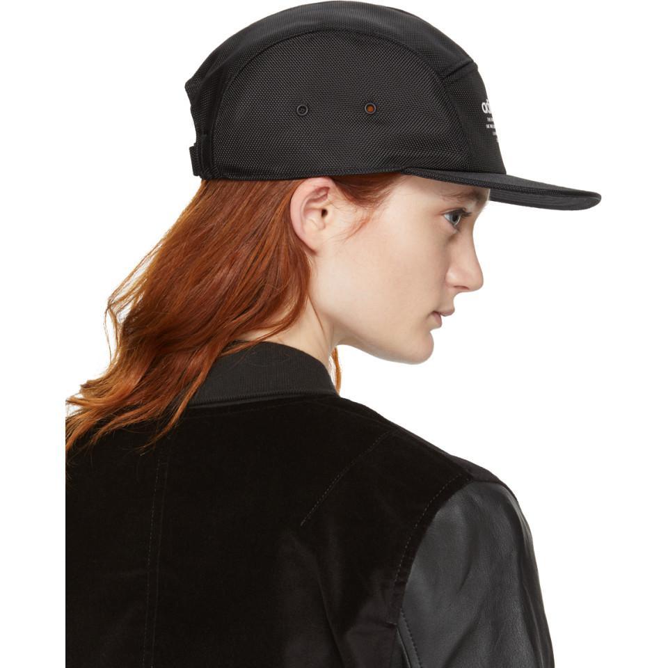 c4d7d7b249e37 adidas Originals Black Nmd Running Cap in Black - Lyst