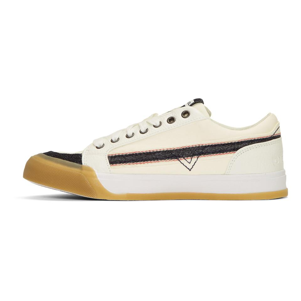 Diesel Off-White S-Grind Sneakers w0Uyp