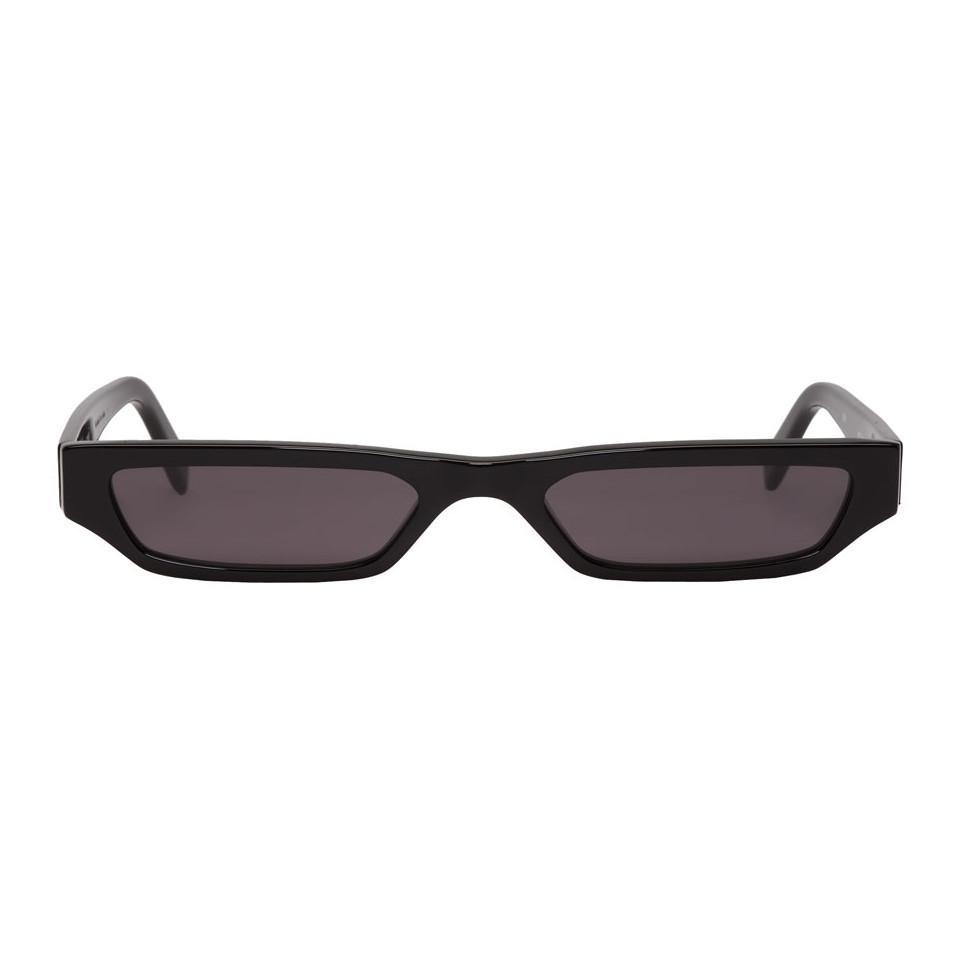 CMMN SWDN Black Ace & Tate Edition Pris Sunglasses HoIWx