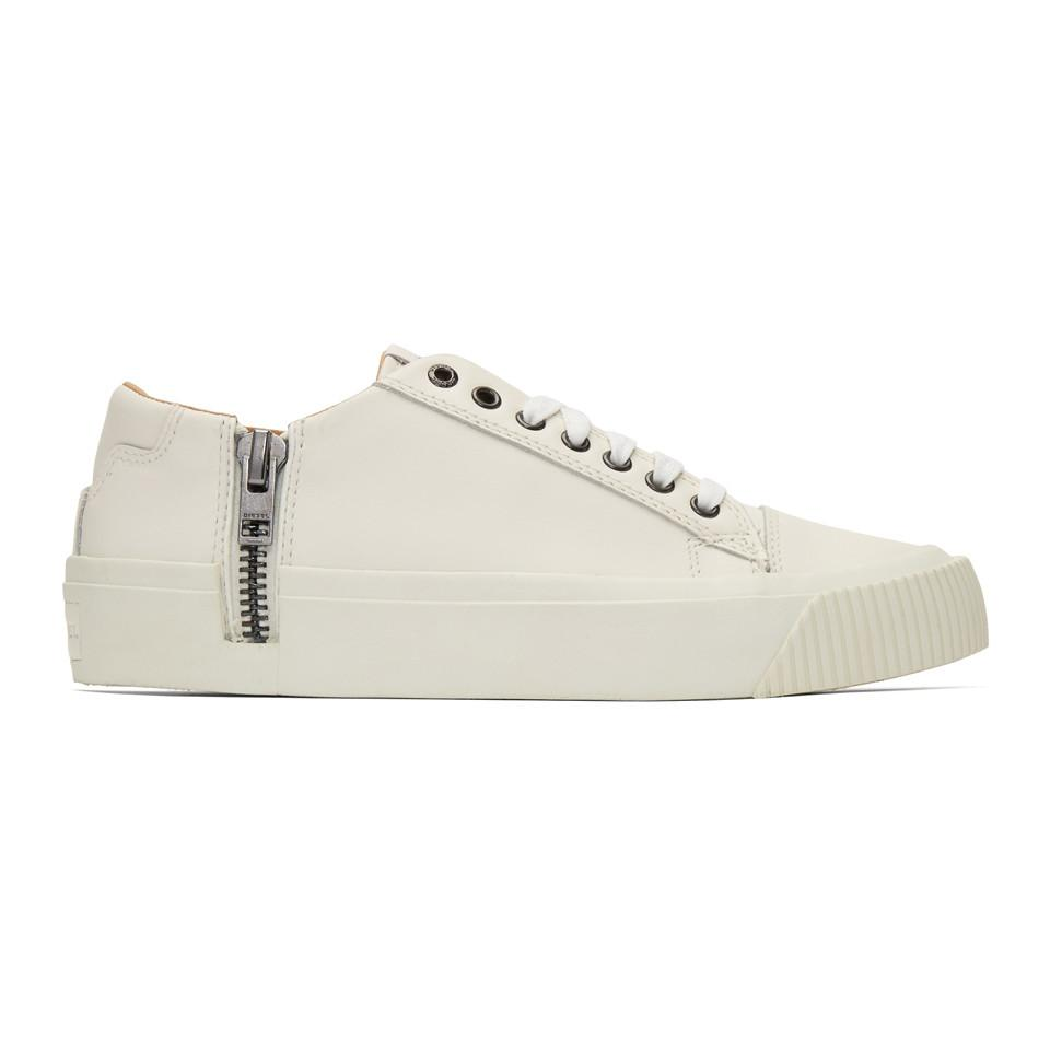Off-White S-Voyage Sneakers Diesel Cheap Sale Free Shipping Outlet Visit IrUOU1O