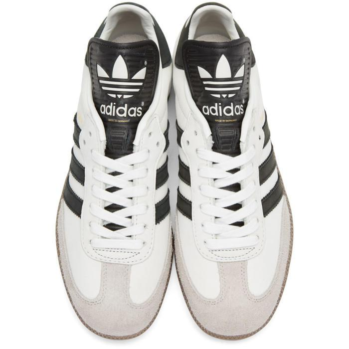 11d2e4650b6f Lyst - adidas Originals Off-white Samba Classic Og Mig Sneakers in ...