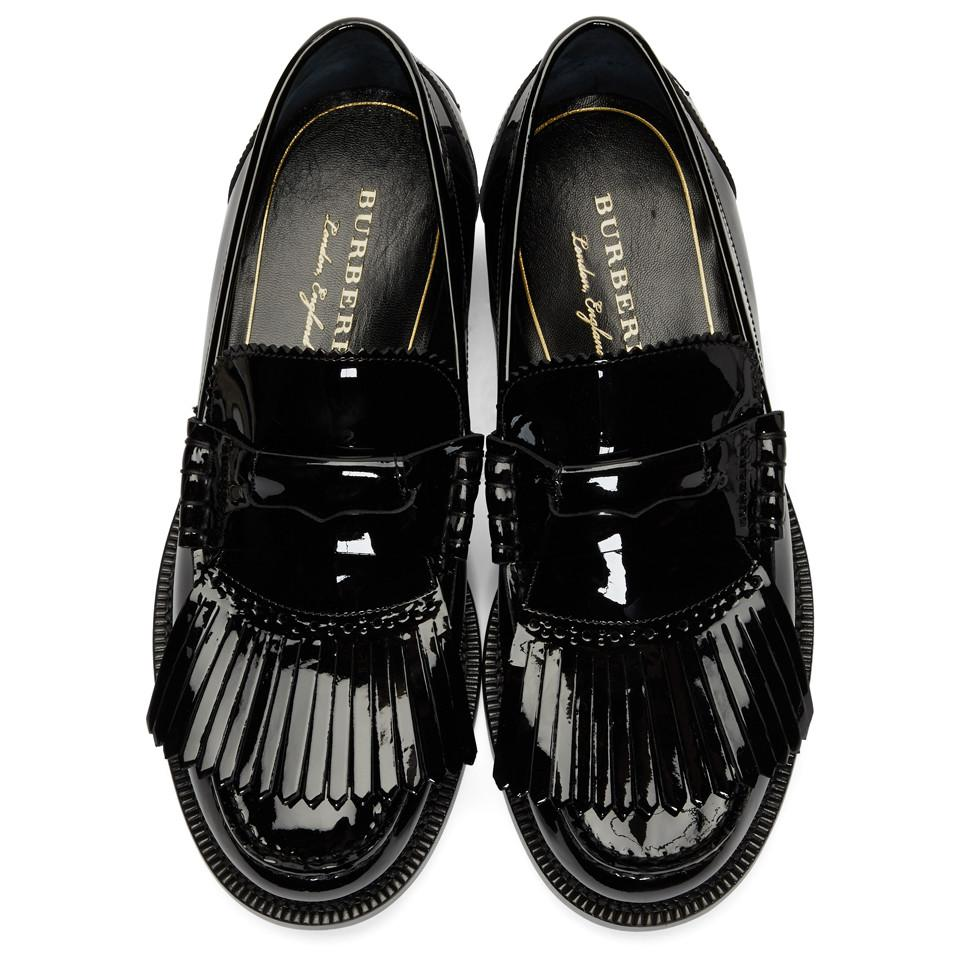 Black Bedmore Loafers Burberry j23ZYSfI