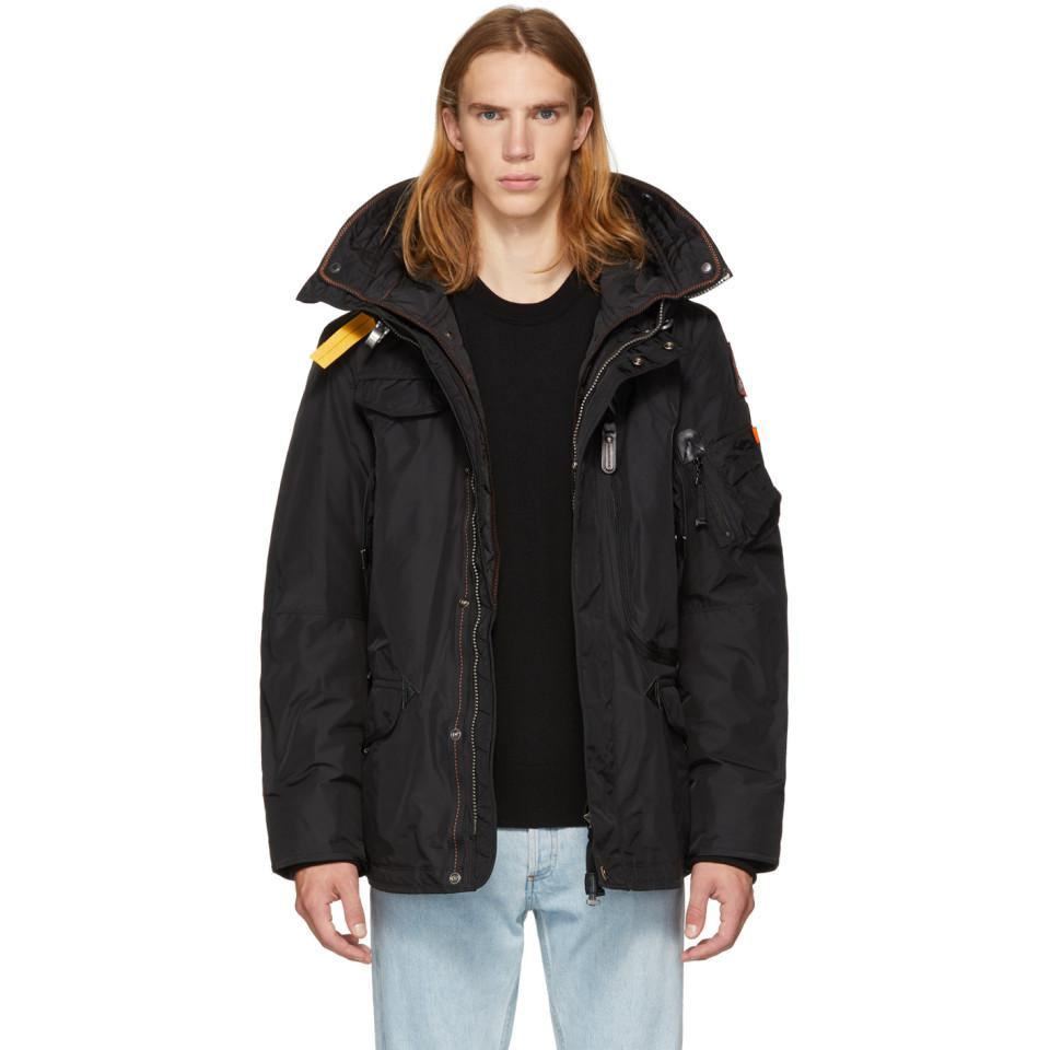 Parajumpers. Men's Black Masterpiece Base ...