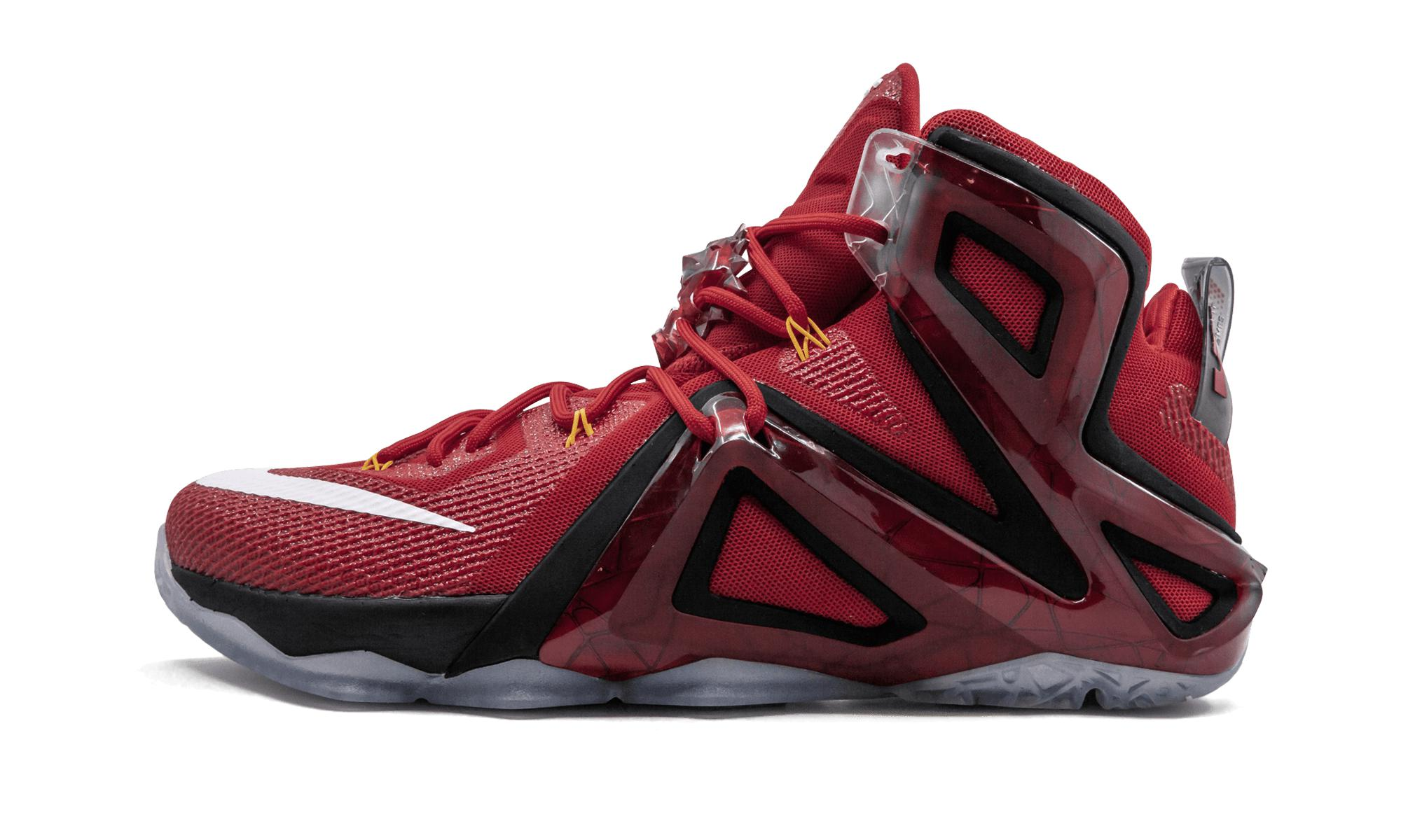 dabffbb0a51 Nike Lebron 12 Elite in Red for Men - Lyst