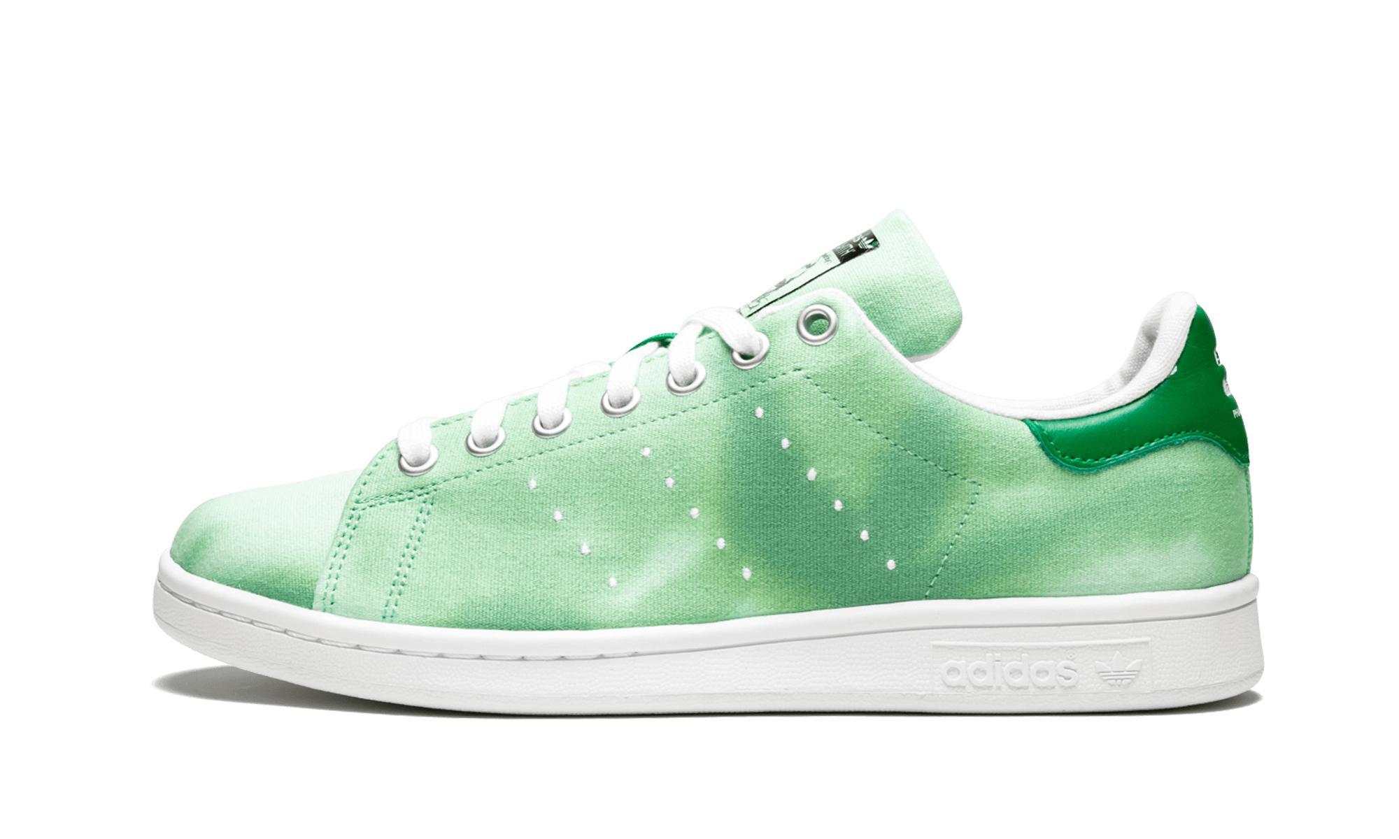 0c0552b44 Lyst - adidas Pw Hu Holi Stan Smith in Green for Men