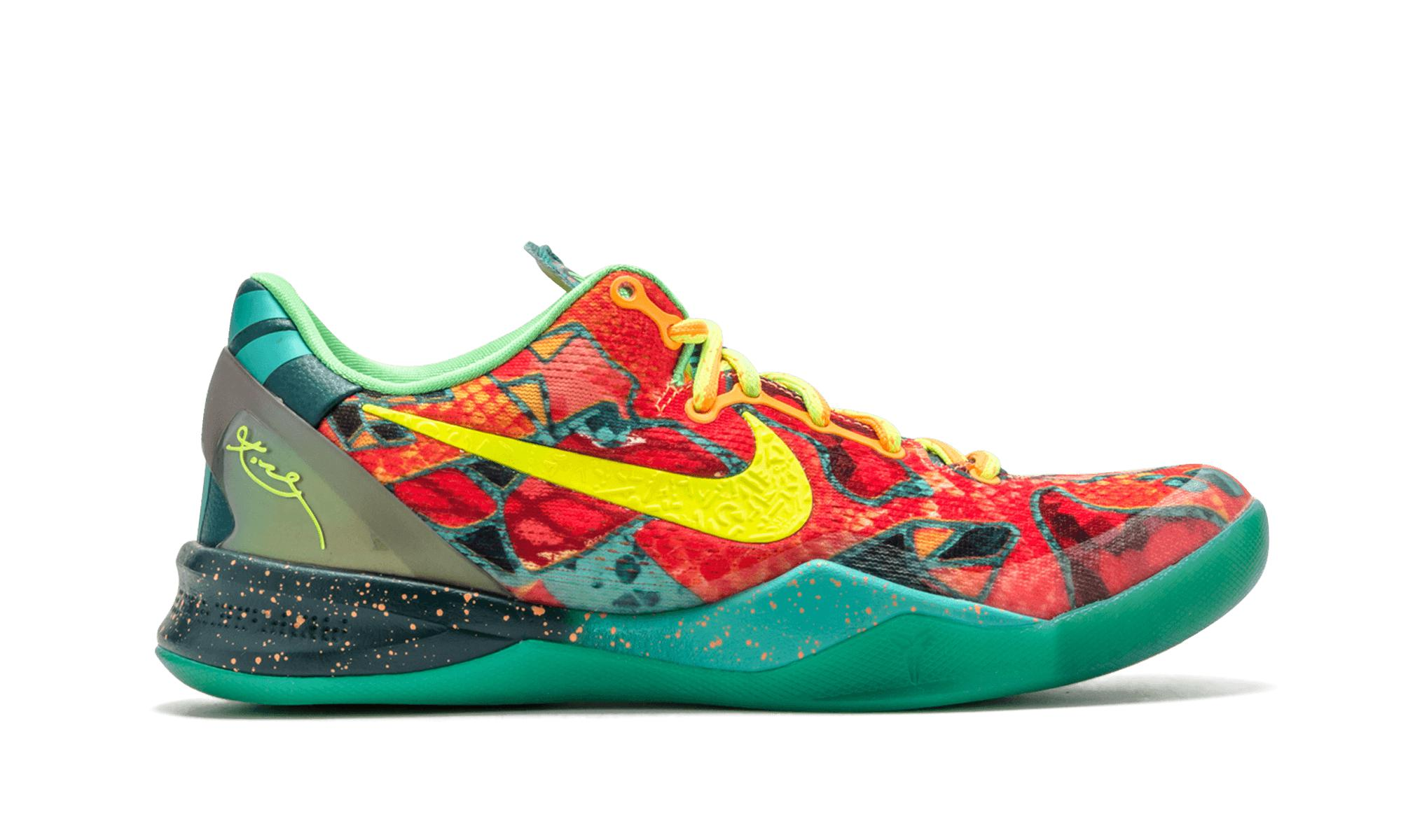 separation shoes 2324d d5220 Nike - Blue Kobe 8 System Premium - Lyst. View fullscreen