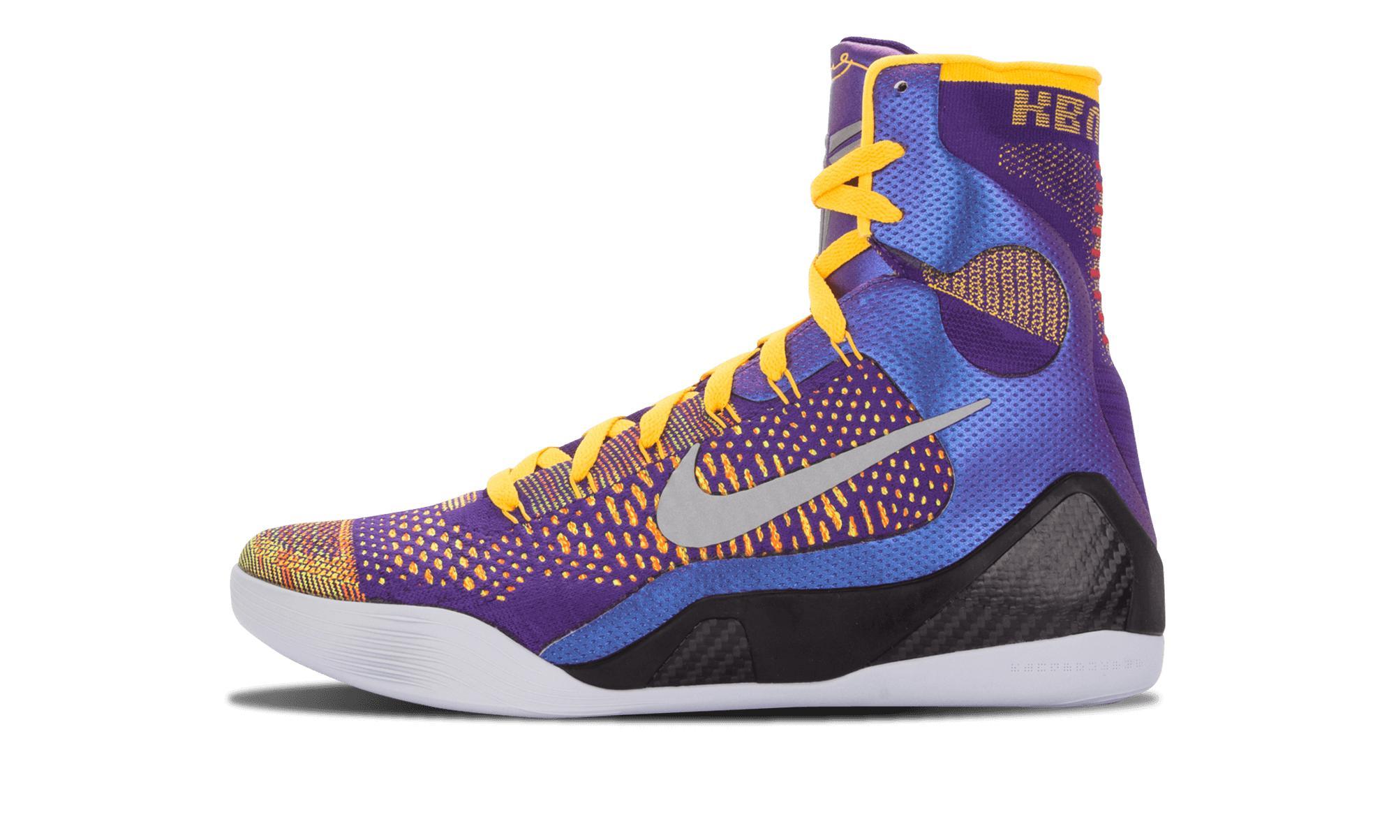 97219bdc228d Lyst - Nike Kobe 9 Elite Xdr in Purple for Men