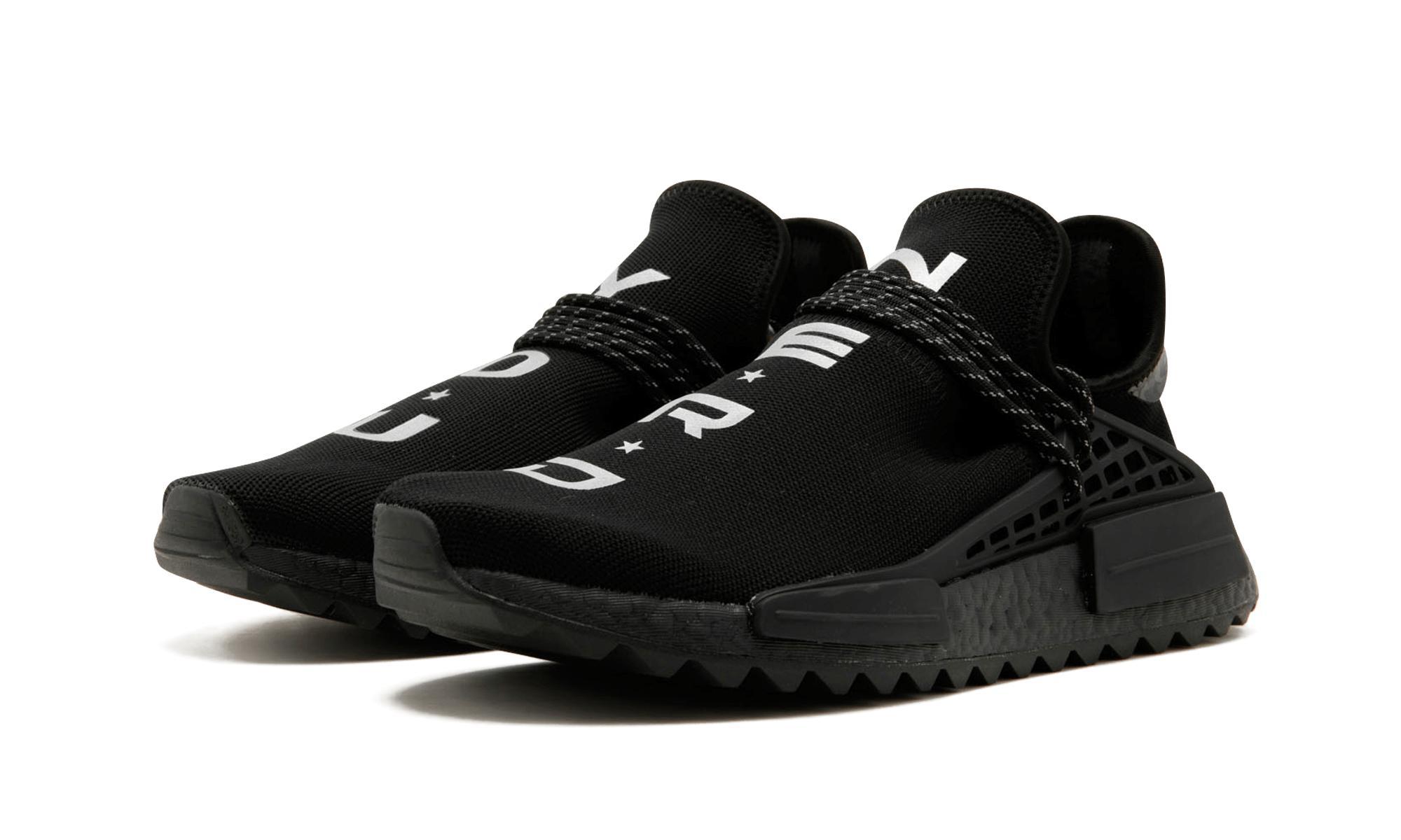 8654742c3e6 Adidas - Black Pharrell Williams Human Race Nmd Tr for Men - Lyst. View  fullscreen