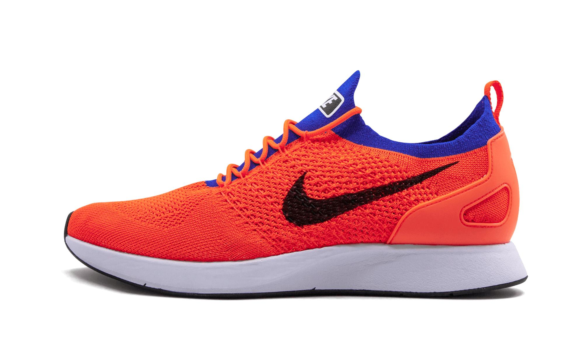 669a917421ee Lyst - Nike Air Zoom Mariah Flyknit Racer in Blue for Men