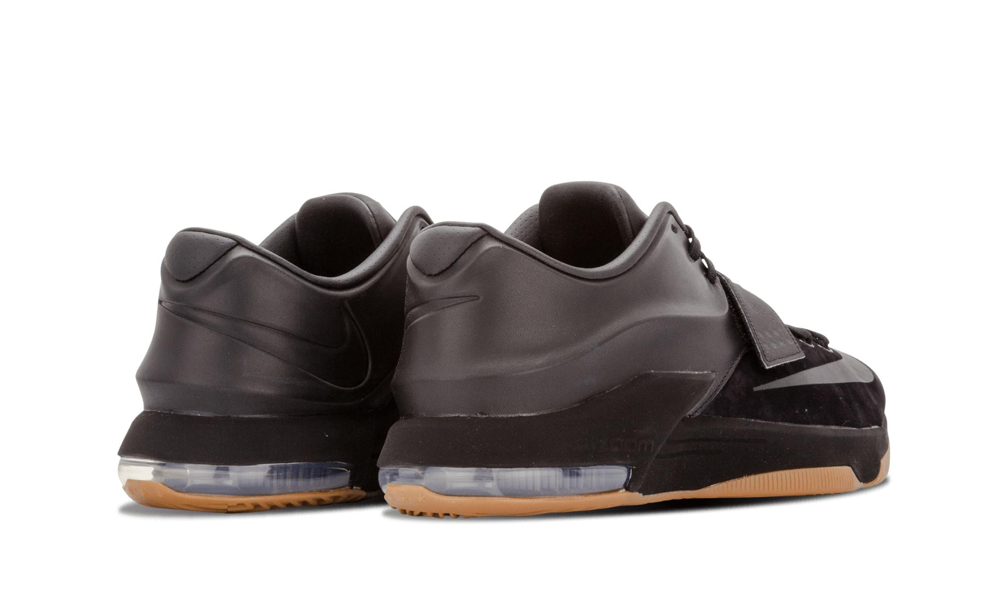 best service 9446f 47d37 Lyst - Nike Kd 7 Ext Suede Qs in Black for Men