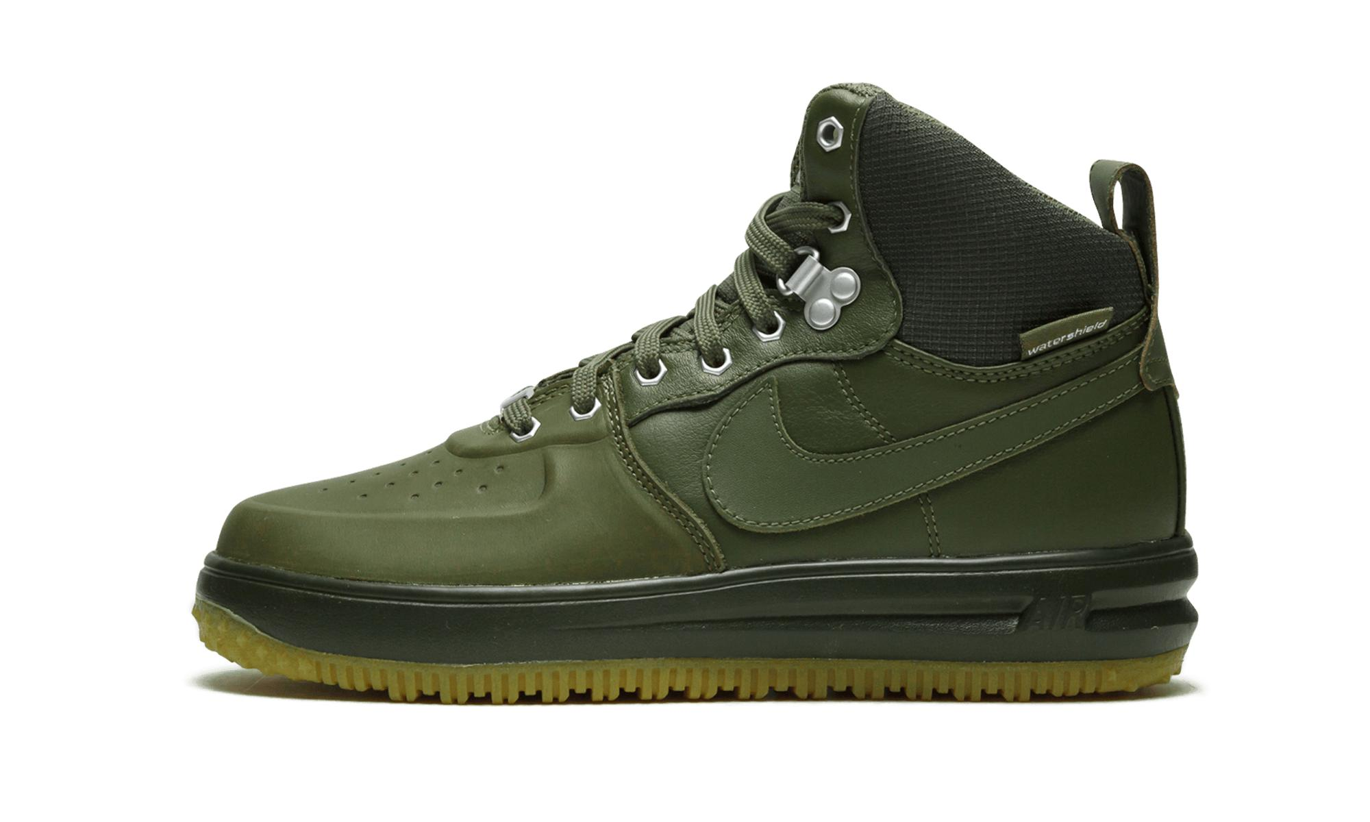 Nike Lunar Force 1 Sneakerboot Gs in Green for Men - Save 9.375% - Lyst 56a979904b