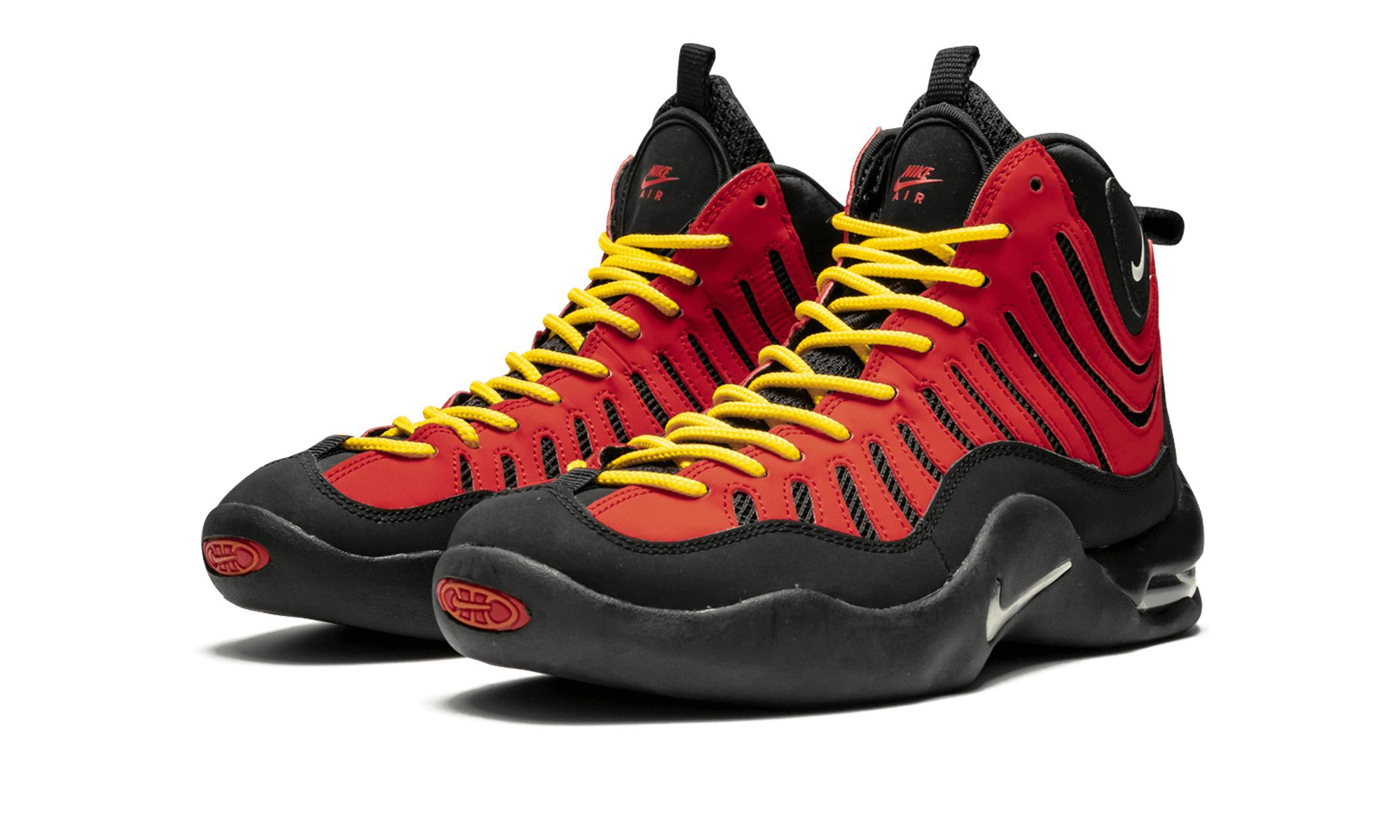 finest selection 3db91 467f9 Nike Air Bakin  (gs) in Black for Men - Lyst