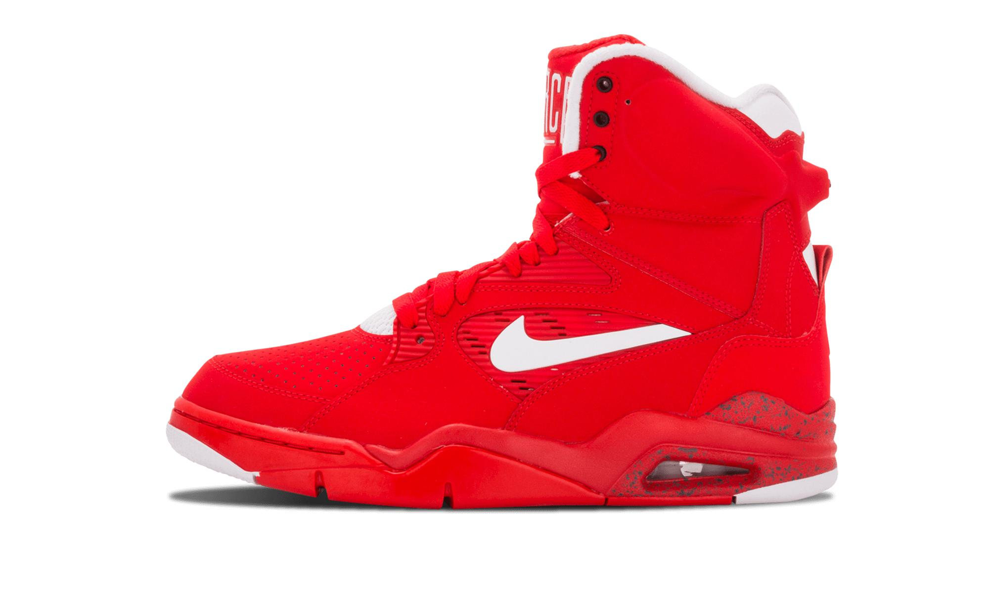 7c8642482d72 Lyst - Nike Air Command Force in Red for Men