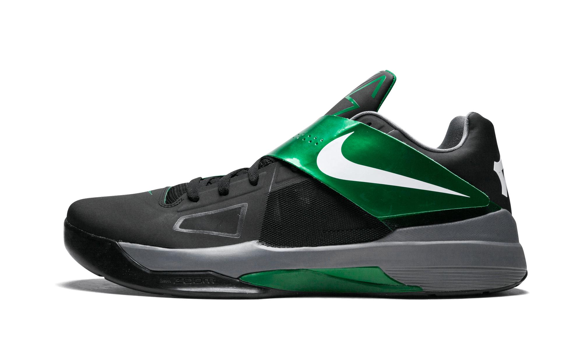 8912bb310a6 Lyst - Nike Zoom Kd 4 in Green for Men