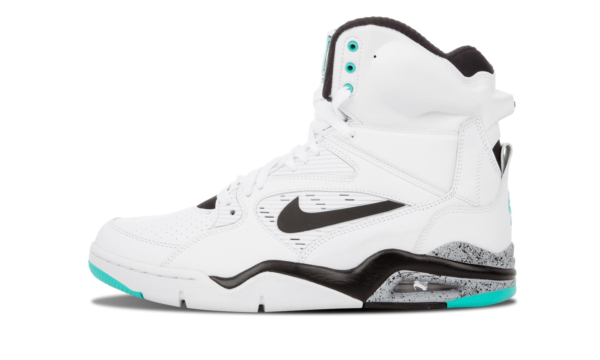 b01312aa08ee7 Nike Air Command Force in White for Men - Lyst