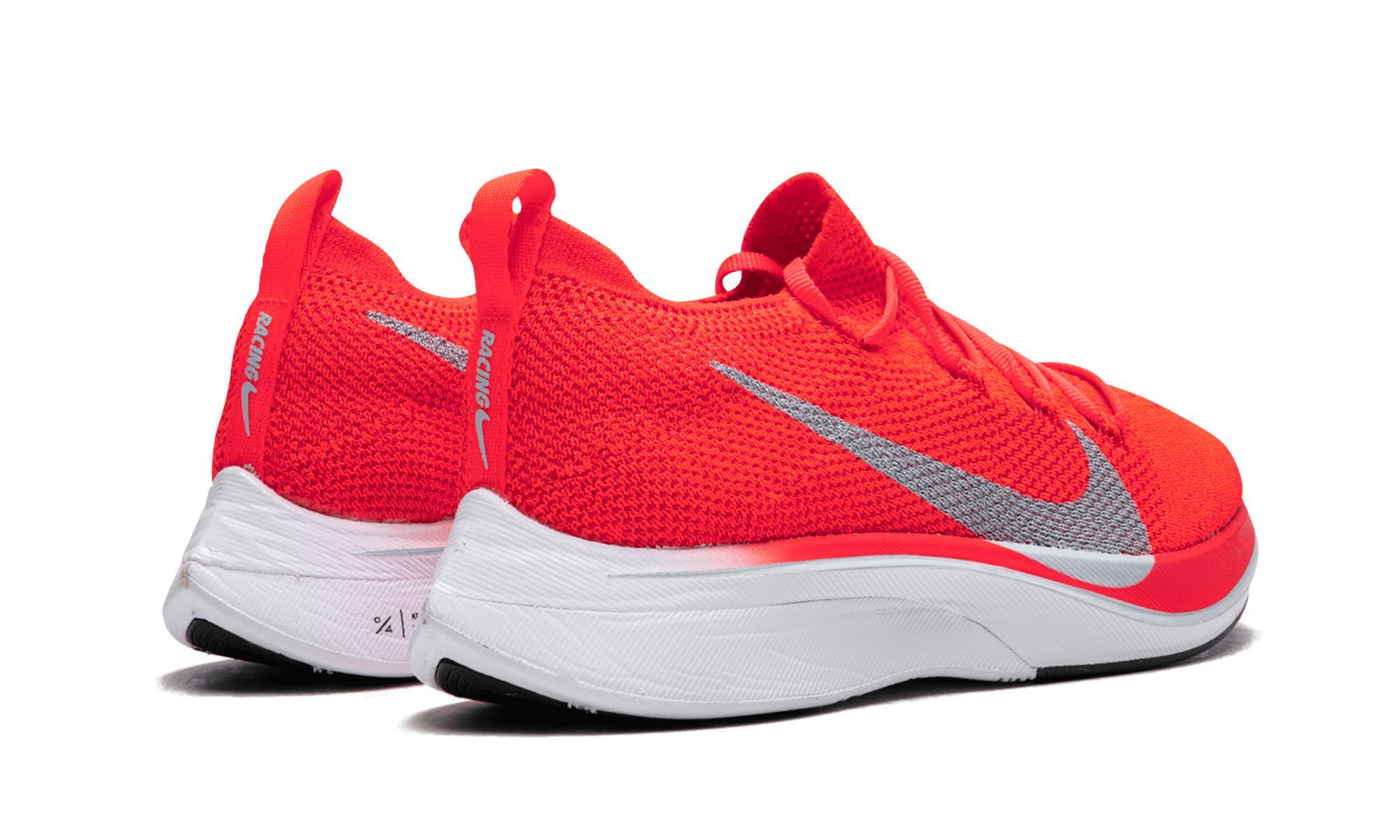 451cfa6c2999 Nike Vaporfly 4% Flyknit in Red for Men - Lyst