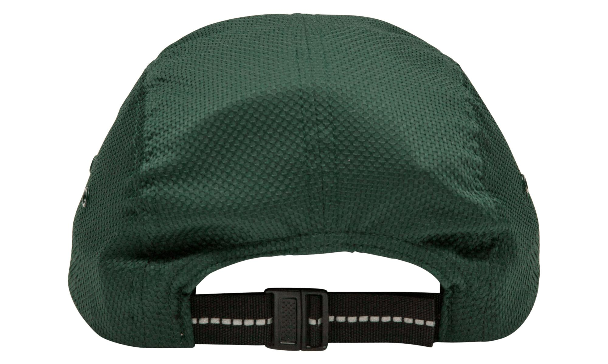 1cdb76cfd9c Lyst - Supreme Nylon Pique Camp Cap in Green for Men