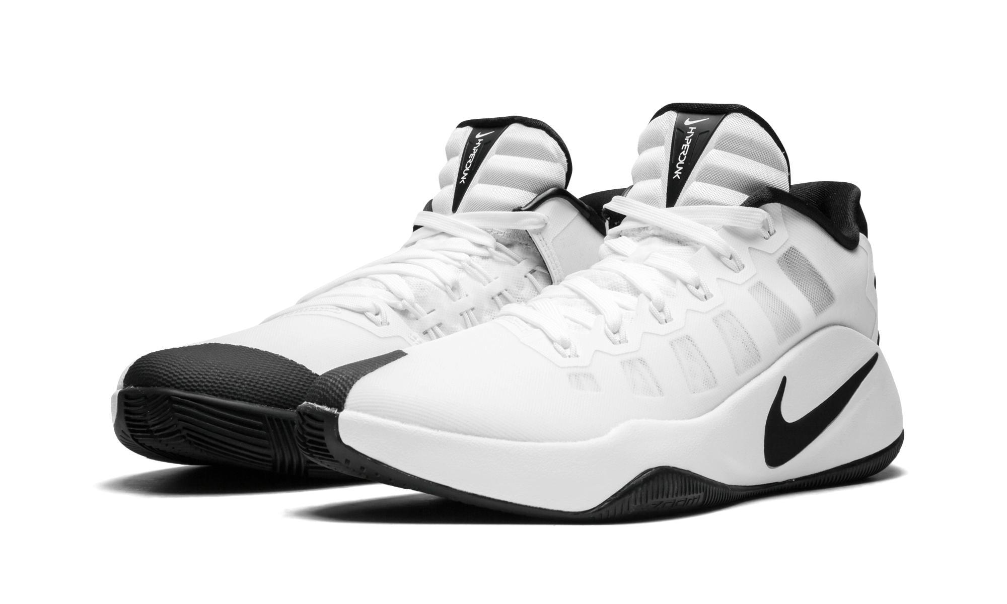 b3cf4b431fb Lyst - Nike Hyperdunk 2016 Low in White for Men