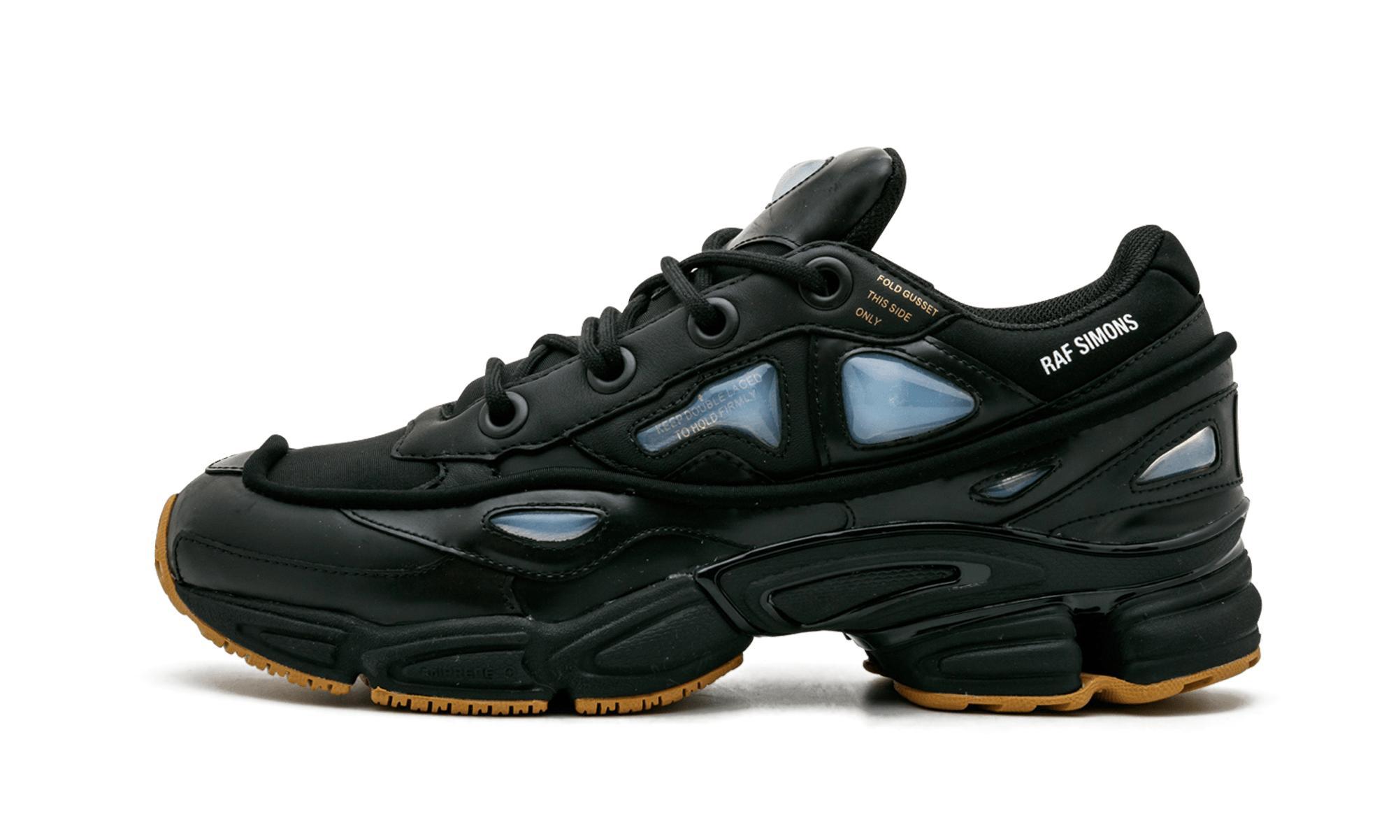 5255c78bc25 Lyst - adidas Raf Simons Ozweego Bunny in Black for Men