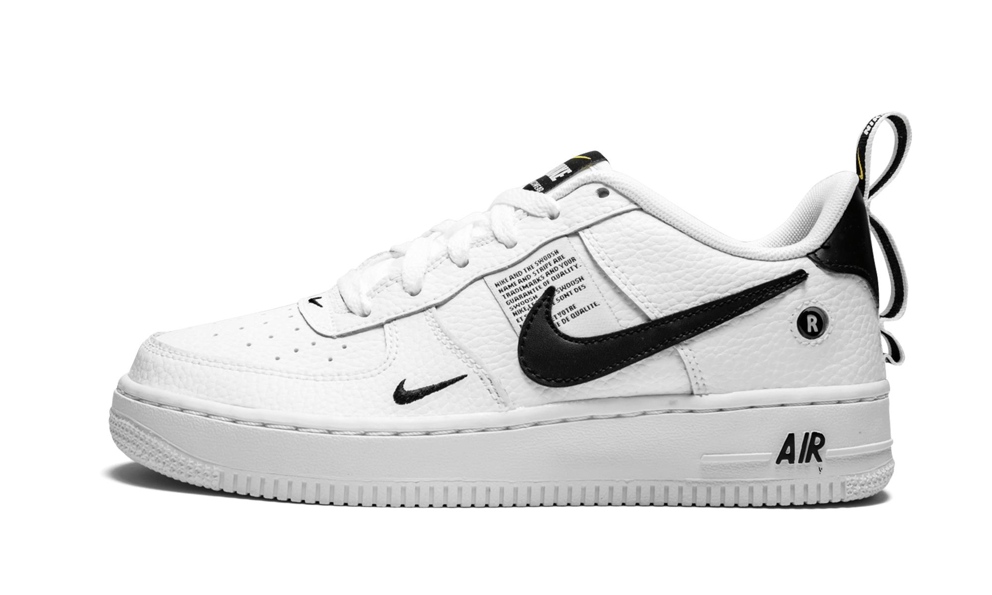 Nike White Air Force 1 Lv8 Utility (gs) for men