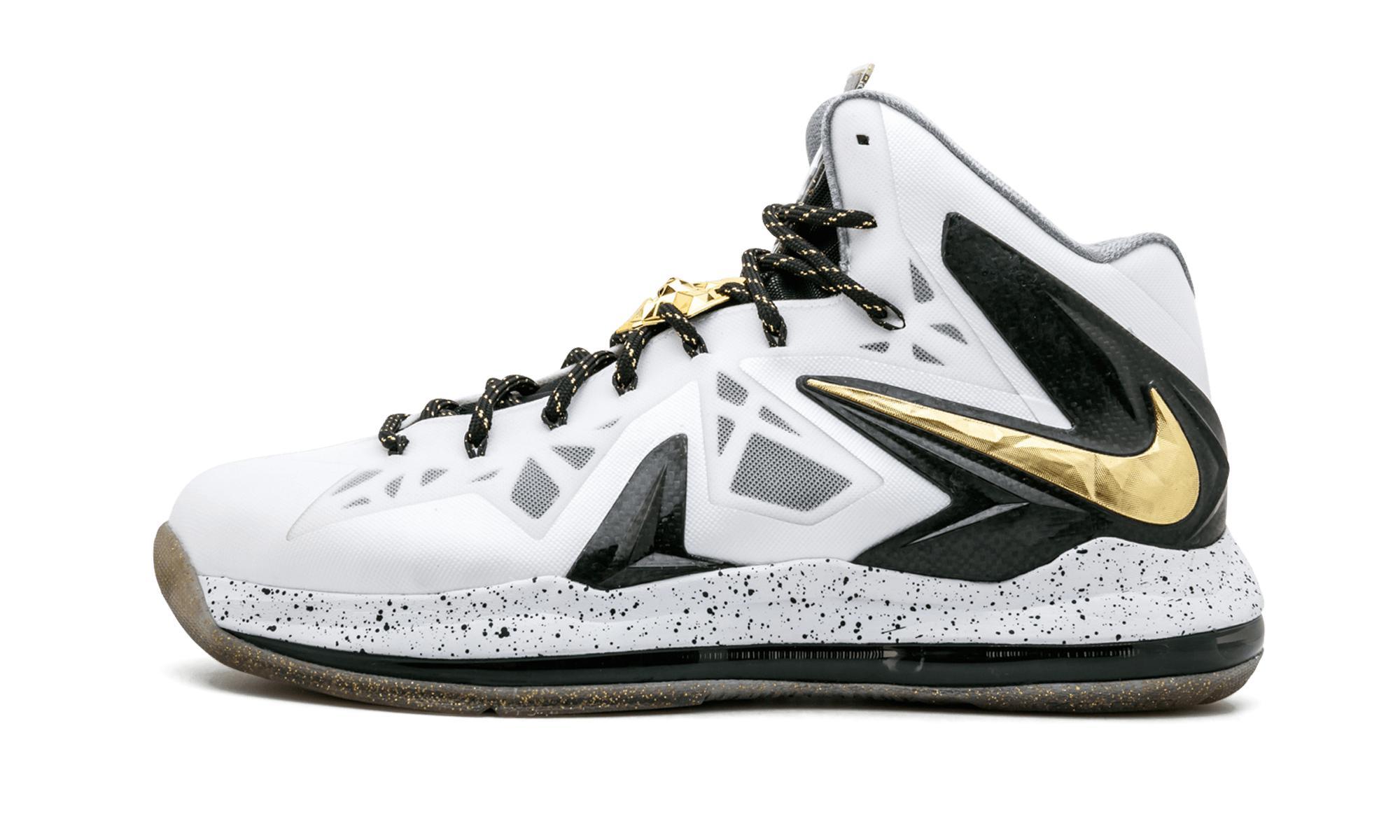 best sneakers 4d3d5 0ae26 Lyst - Nike Lebron 10 P.s Elite+ for Men