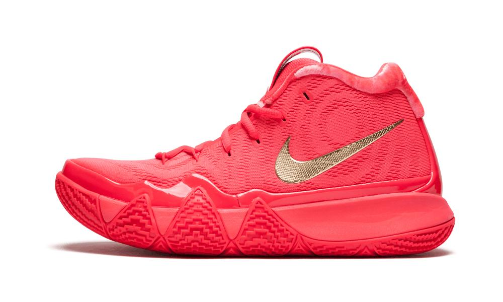 c070bfb12538 Lyst - Nike Kyrie 4 in Red for Men - Save 48%