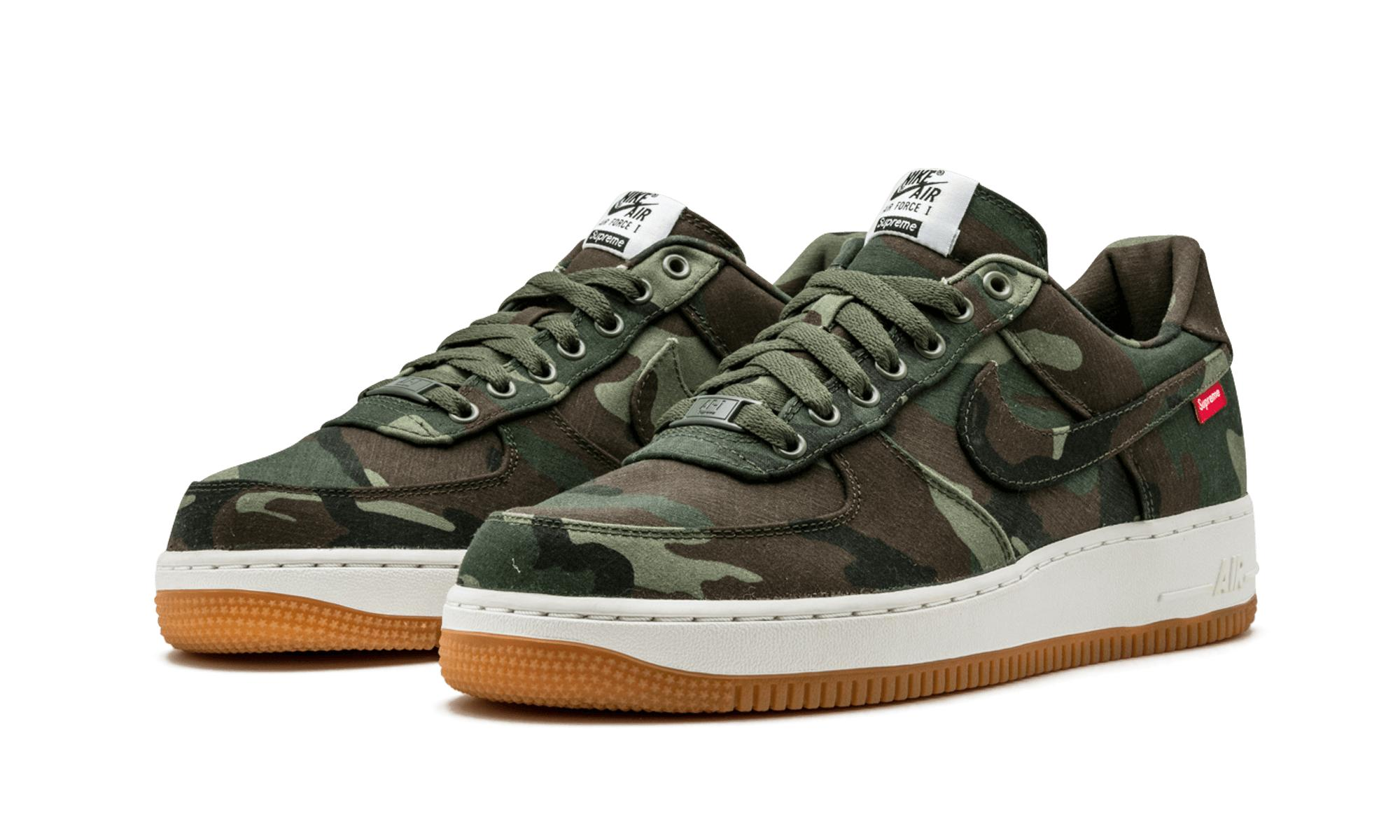 check out 86e87 3a15c Nike - Multicolor Air Force 1 Low Premium 08 Nrg for Men - Lyst. View  fullscreen