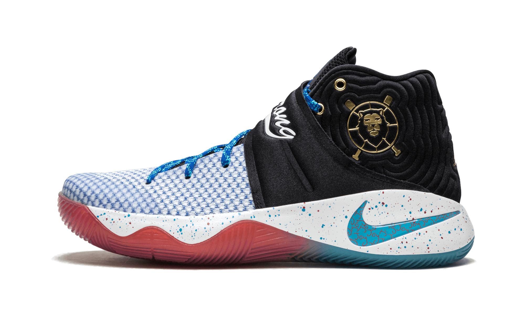 25e95d35a588 Nike Kyrie 2 Db in Blue for Men - Lyst