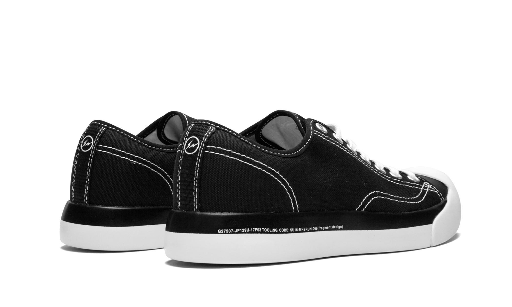 5e80510bcf46 Lyst - Converse Jp Modern Ox in Black for Men