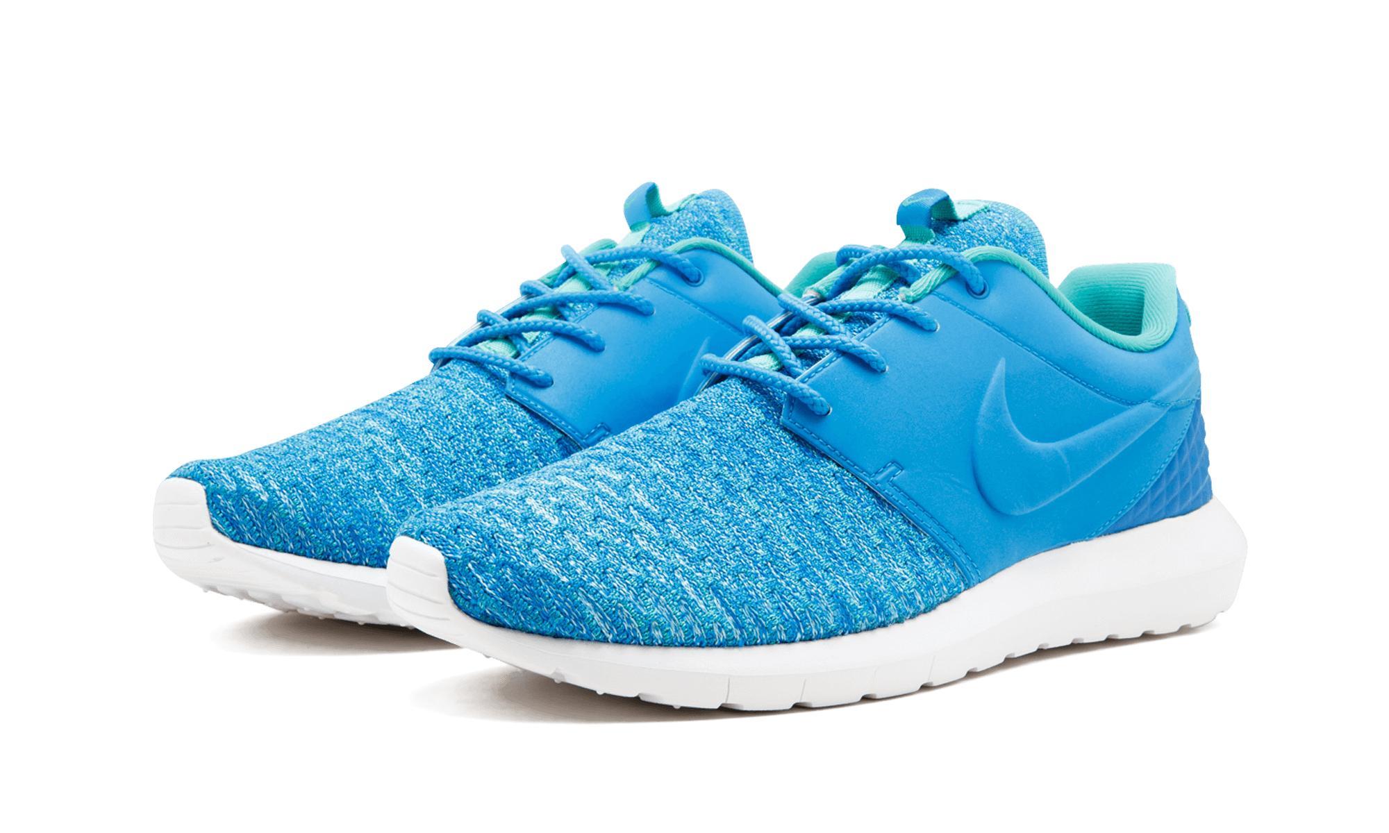 dafcfedb16fb Nike - Blue Roshe Nm Flyknit Prm for Men - Lyst. View fullscreen