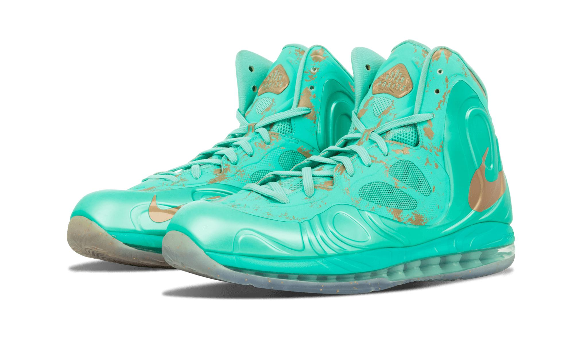 new concept d0c5f f1517 Lyst - Nike Air Max Hyperposite in Green for Men