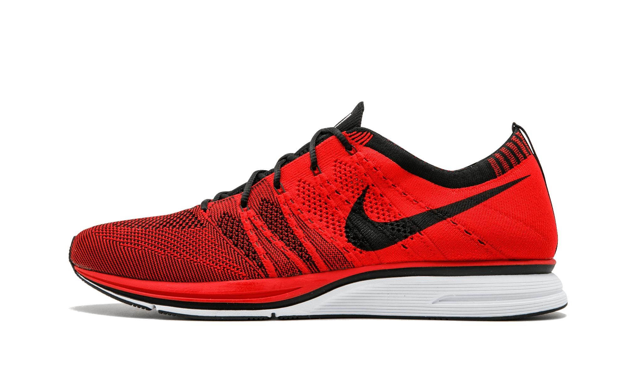 74ad99cac8 Nike Flyknit Trainer+ in Red for Men - Save 2% - Lyst